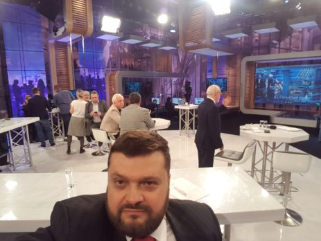 Право на оружие, Ванеев, Бутина Телеканал Звезда 28.10.19